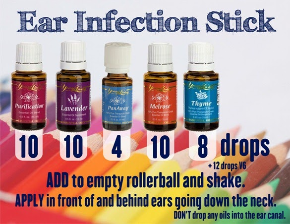 ear infection stick
