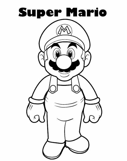Dibujos Para Colorear Mario Cars ~ Ideas Creativas Sobre ...