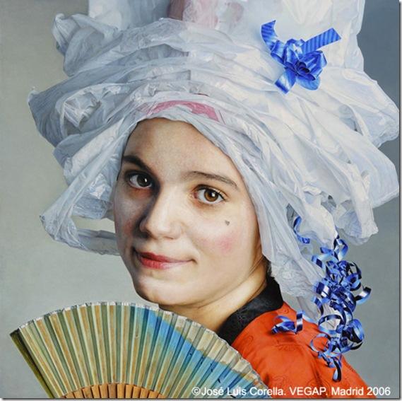 Lady plastic-Jose-Luis-Corella-ENKAUSTIKOS