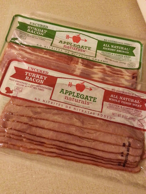 Applegate Farms Sunday Bacon - Image copyright 2012. All rights reserved. DO NOT COPY.