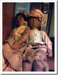 Trinidad dolls