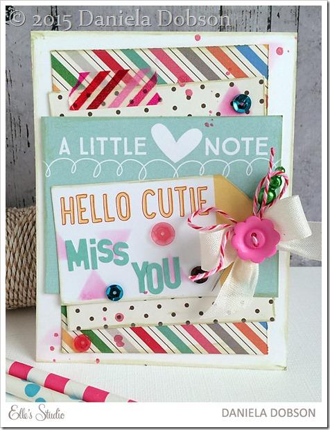 Hello Cutie by Daniela Dobson