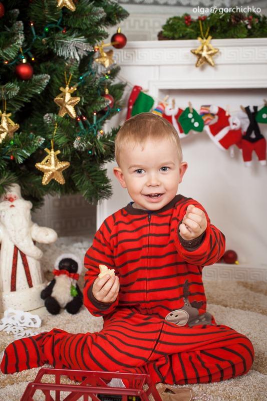 Детский новогодний фотопроект Рождественские мечты. 15. Матвей-9212