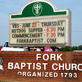 VBS Express 2011 - Fork Baptist Church - Mocksville - 6-21-11