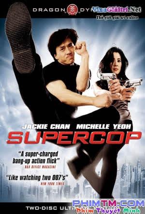 Super Cop - Câu Chuyện Cảnh Sát 3 – Kế Hoạch Tối Cao