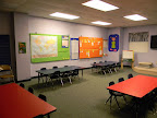 This room is used for our four-year-olds as well as Children