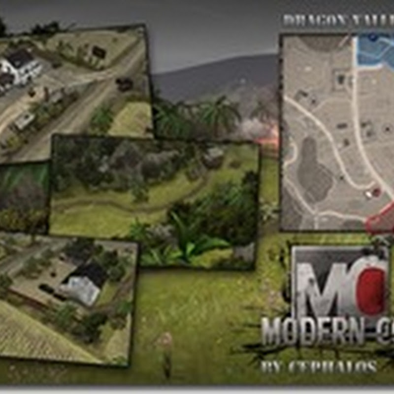 Company of Heroes: Modern Combat Mod (per Opposing Fronts)