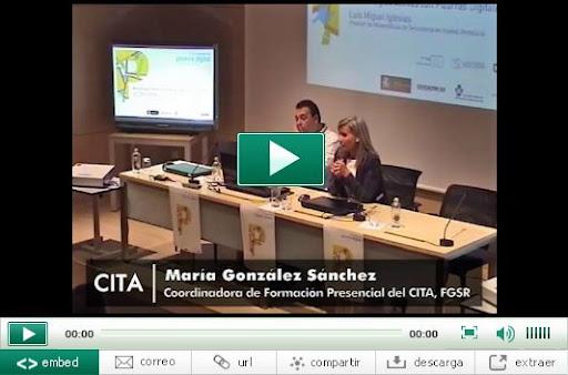 Ponencia de Luis M. Iglesias en VI Encuentro de Pizarra Digital #citapdi