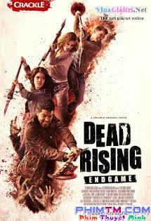 Xác Sống Nổi Loạn: Trò Chơi Kết Thúc - Dead Rising: Endgame Tập HD 1080p Full
