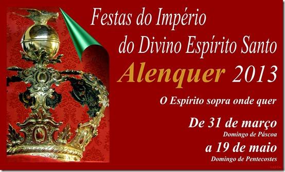 Festas Div. Esp. Santo - Alenquer 2013