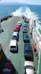 Überfahrt zur Südinsel