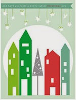 Delineate Your Dwelling - Merry Little Christmas2