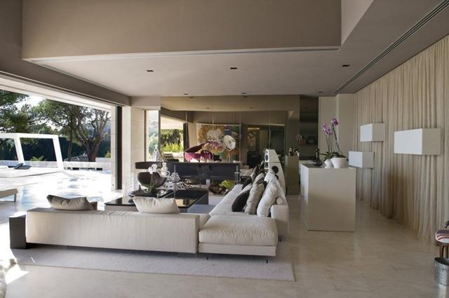 Vivienda en marbella por a cero arquitectos arquitexs - Decoracion marbella ...