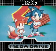 Sonic 2 versão Mega Drive