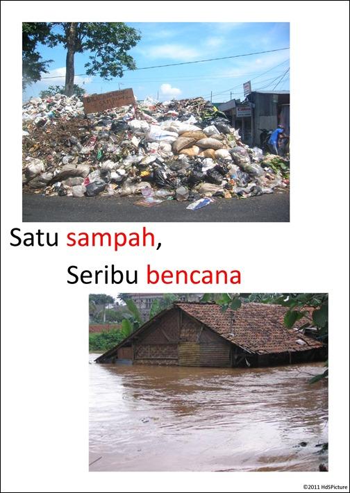 Contoh slogan tentang kebersihan