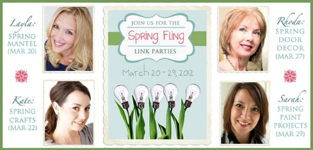 spring fling linkies