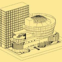 20.- F. Lloyd Wright. Museo Guggenheim (Nueva York)