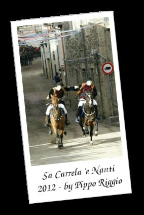 Immagine del carnevale Sa Carrela 'e Nanti anno 2012 scattata da Pippo Riggio