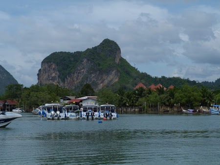 4 Islands Tour: Debarcader Ao Nang