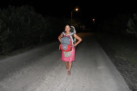 Cu rucsacul in spate in Trinidad, Cuba