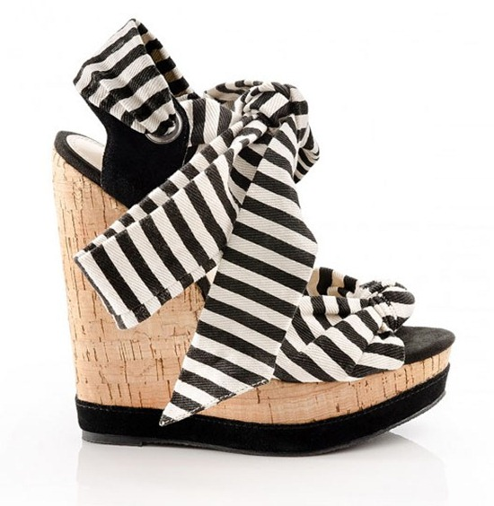 striped-bow-ankle-strap-wedge-shoes-1