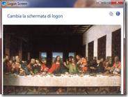 Cambiare la schermata di accesso a Windows 7 con una foto personale