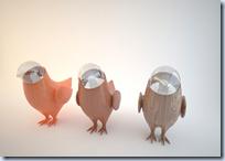 Marina's Bird