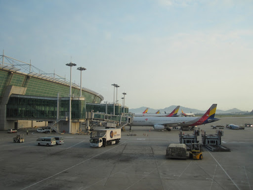 Seoul's Incheon International Airport