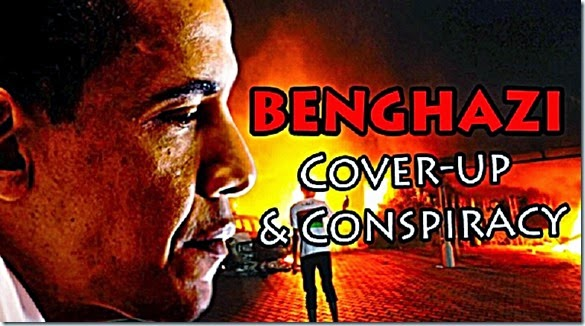 Benghazigate Cover-up Conspiracy