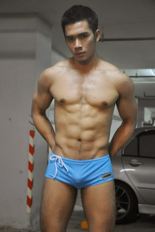 Hot Indonesian  Model - Akbar Kurniawan 16