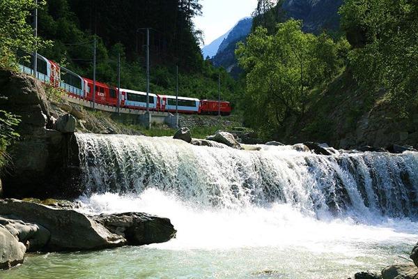 شلال سويسرا