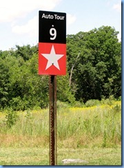 2661 Pennsylvania - Gettysburg, PA - Gettysburg National Military Park Auto Tour - Stop 9 The Wheatfield