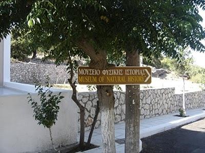 Ημερήσιος: Μετακομίζει το μουσείο Φυσικής Ιστορίας στο Θαλασσόμυλο