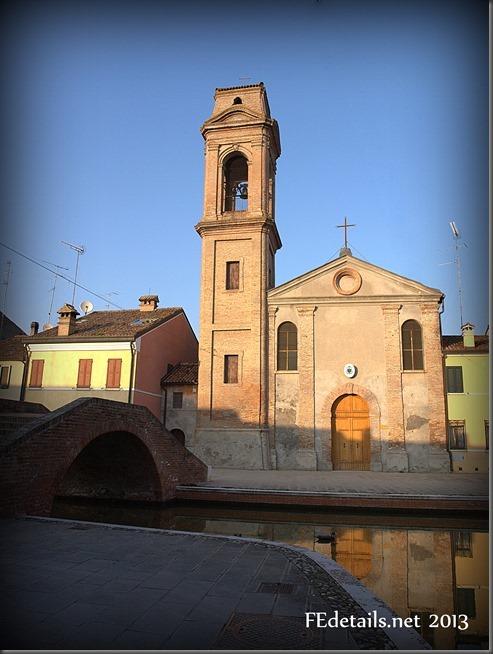 Chiesa del Carmine, Comacchio, Ferrara, Italy, Photo2