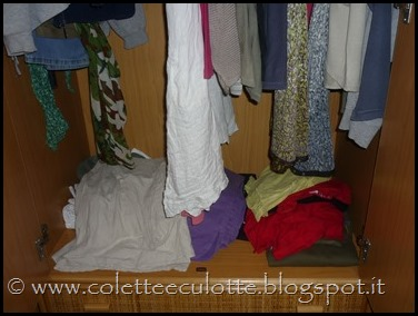 Il mio armadio