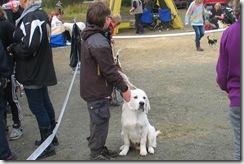 Vegard og Benji i barn og hund