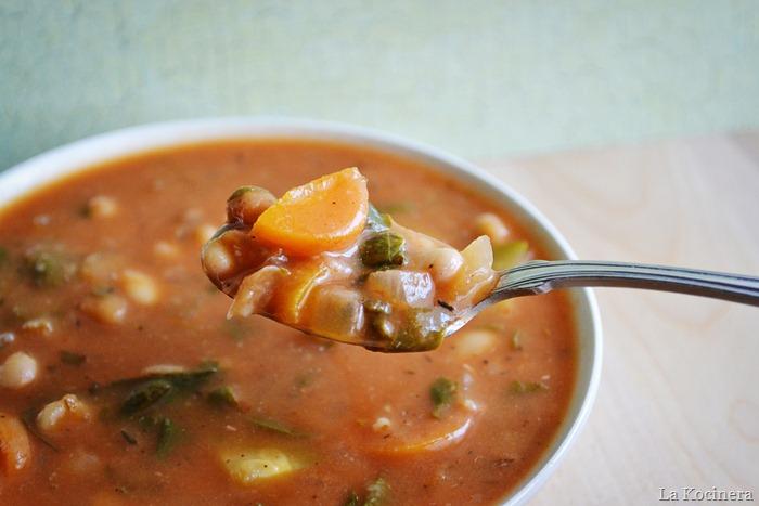 soup spoonful
