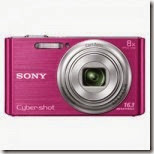 Flipkart : Buy Sony Cyber-shot DSC-W730 Point & Shoot Camera at Rs.5100 only