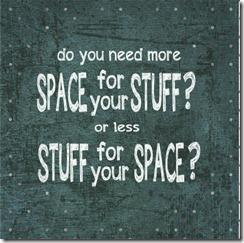stuff space