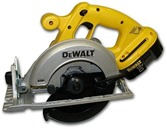 DeWalt DC390K Cordless Circular Saw