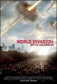 Battle Los Angeles - poster