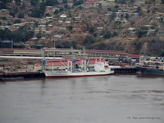 Port de Matadi. Ph Don John Bompengo