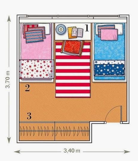 Taquiamila proyecto plano de mi habitaci n for Reglas de mi habitacion
