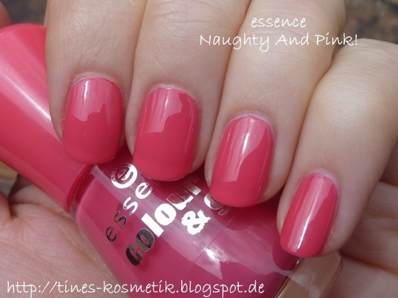 essence Naughty And Pink 2