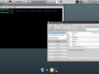 Bodhi Linux su MK802