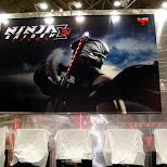 ninja gaiden at the tokyo game show in japan in Tokyo, Tokyo, Japan