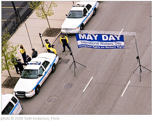 'May Day' photo (c) 2006, Seth Anderson - license: https://creativecommons.org/licenses/by-sa/2.0/