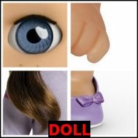 DOLL- Whats The Word Answers