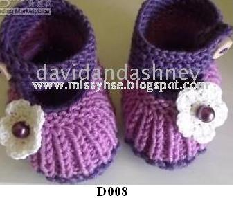Crochet Patterns House Shoes