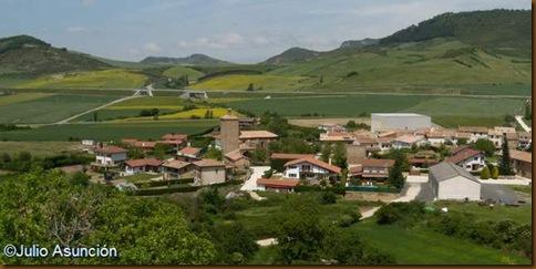 Salinas de Ibargoiti - Valle de Elortz